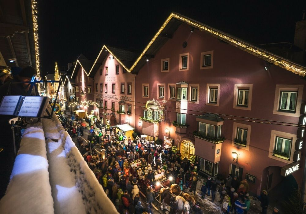 Advent in den Bergen - Wipptal in Tirol